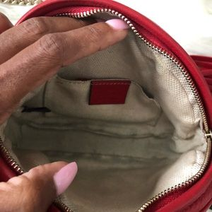 Gucci Bags - Red Small Gucci Soho Crossbody Bag
